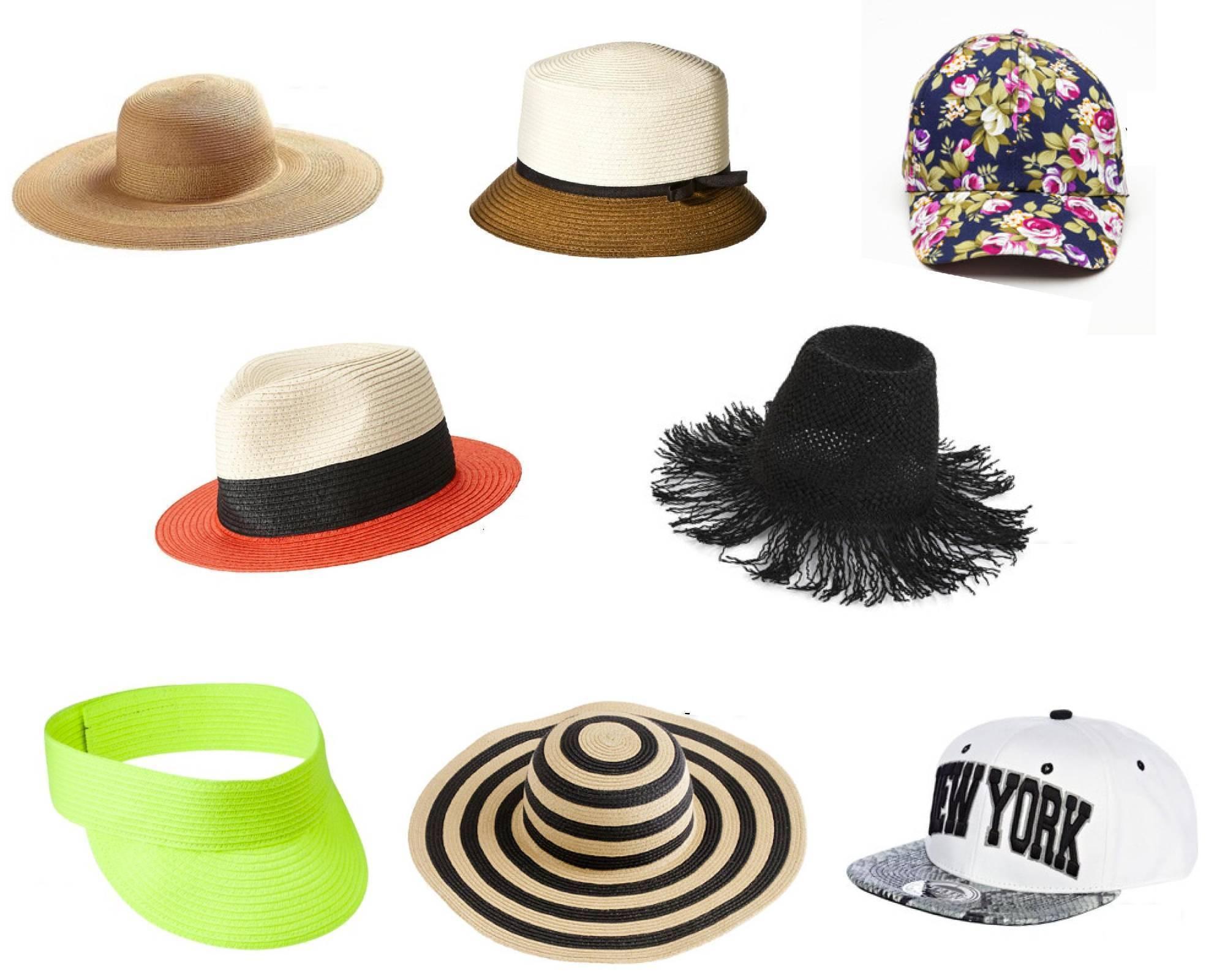 картинки разные шляпки десятки правил