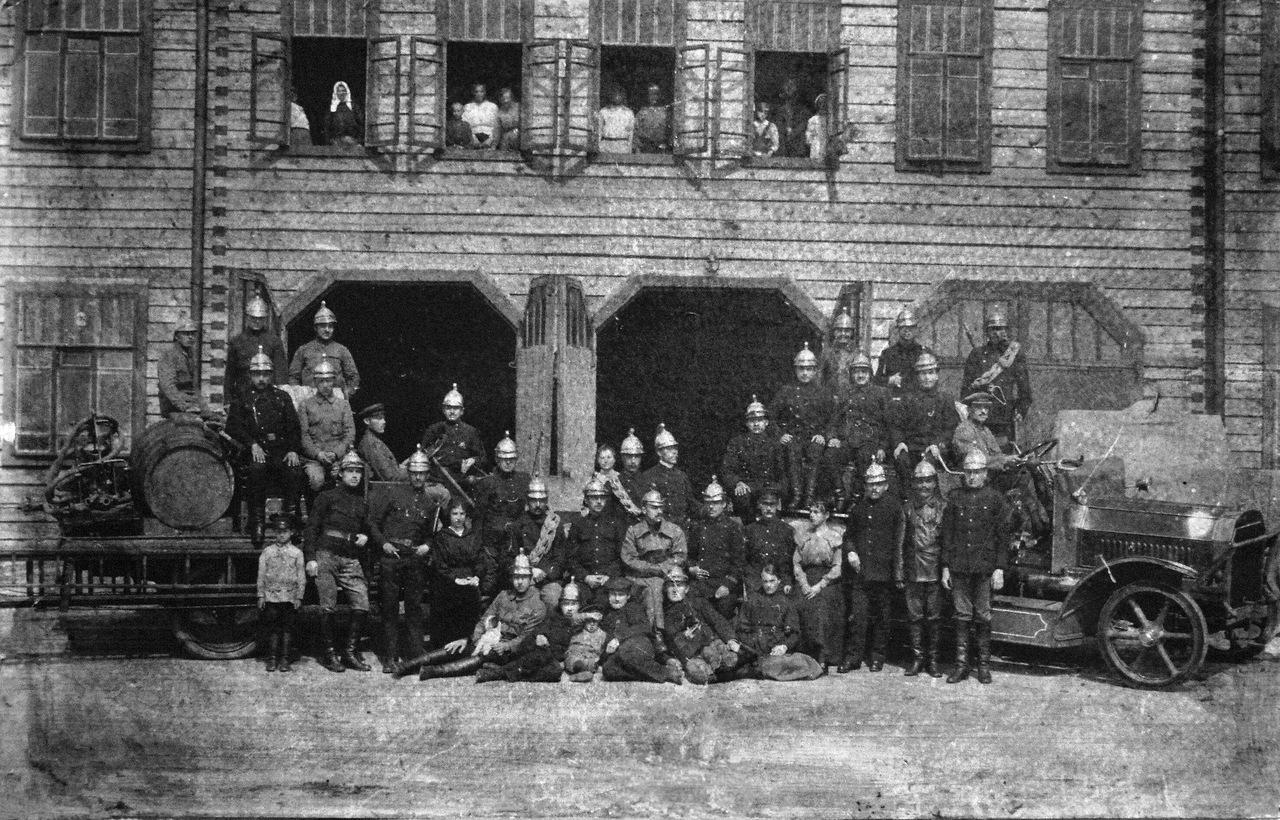 картинки пожарная охрана в царской россии должна соответствовать