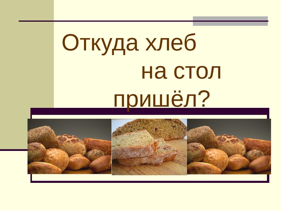 моя картинки откуда хлеб на стол пришел проходившие военную