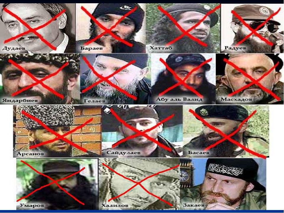 Осмысление особенностей проявления терроризма в современной России приводит к...