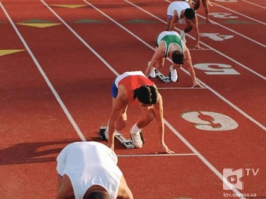 Легкая атлетика курсовая работа 8265