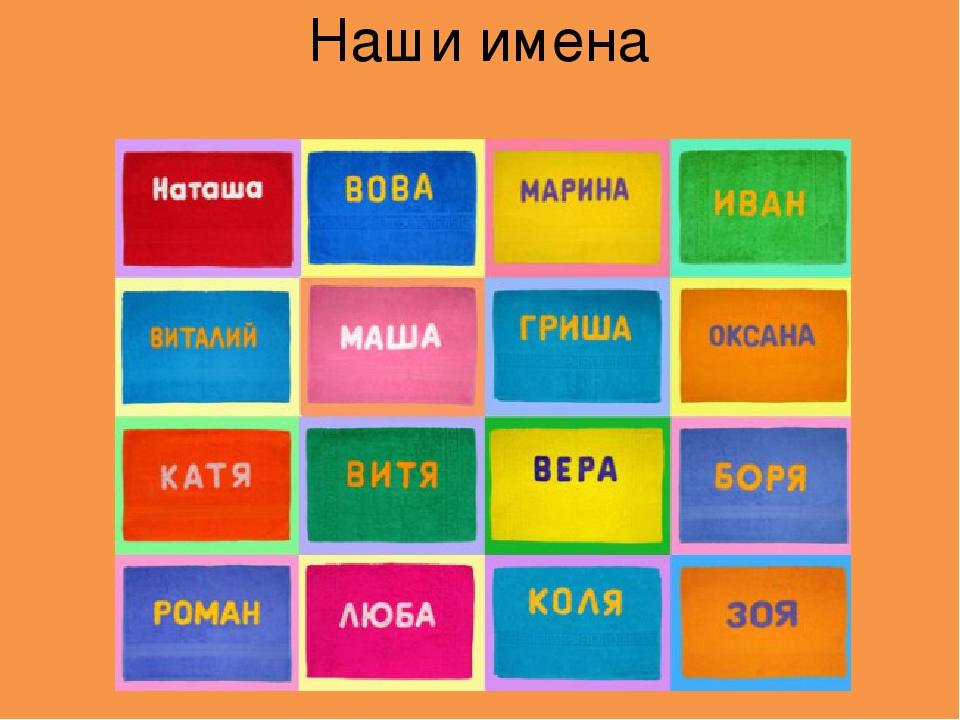 Картинки с именами девочек и мальчиков по отдельному