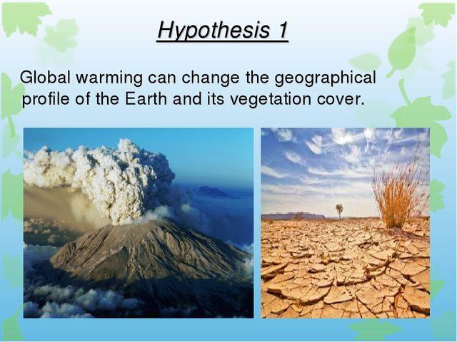 Презентация по экологии на тему глобальное потепление на английском 7