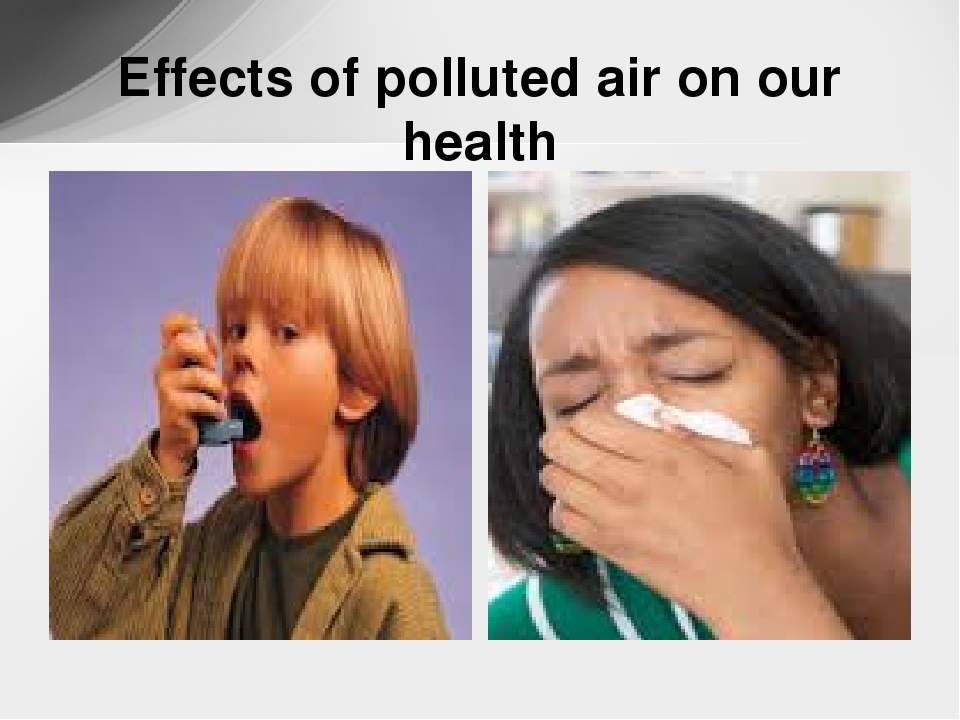 effects of polution The effects of air pollution on human health can vary widely depending on the pollutant, according to hugh sealy, professor and director of the environmental and occupational health track at the.
