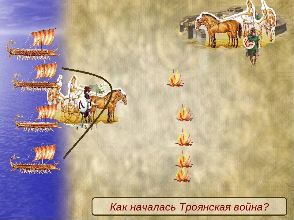 Как началась Троянская война?