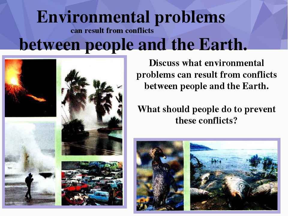 environmental problems Facts and info about the top 10 environmental issues facing the planet, including: climate change and global warming, acid rain, deforestation, endangered species, and more.