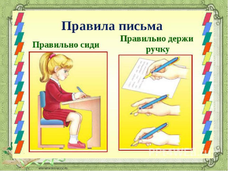 Картинки, как правильно писать картинки для детей