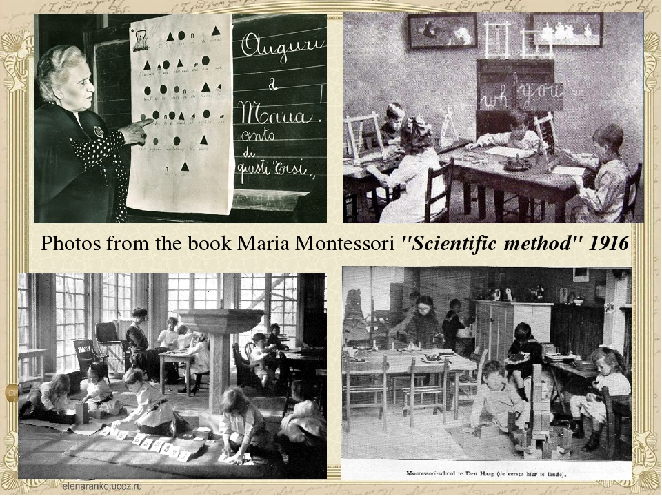 an analysis of the topic of maria montessoris beliefs Learn about maria montessori and the theory behind her unique and pioneering approach to teaching children find out how the montessori method is applied, and then review some of her famous quotes.
