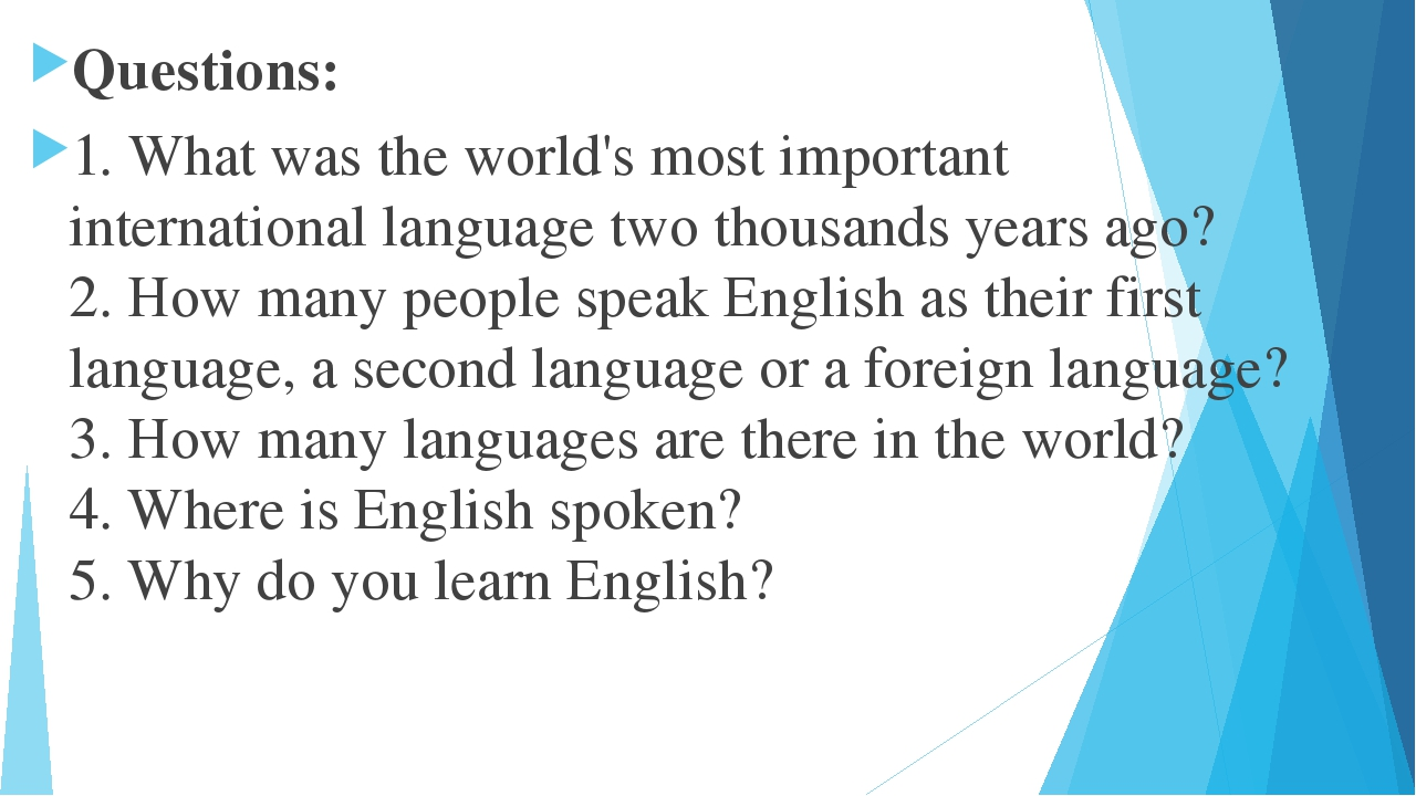essay on why do we need to learn english If you've been inspired to learn english, consider enrolling on one of our english as a foreign language (efl) courses (for students aged 13-15 or 16-18) and develop your english skills in the company of like-minded students in the beautiful city of oxford.