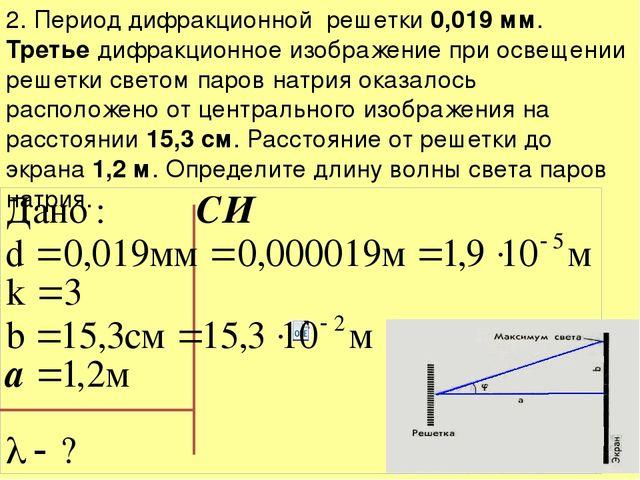 Решение задач по интерференции открытый урок по информатике решение задач
