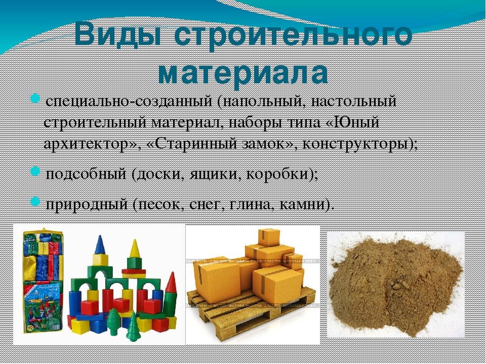 покупкой картинки для строительного материала допустимым сочетаниям