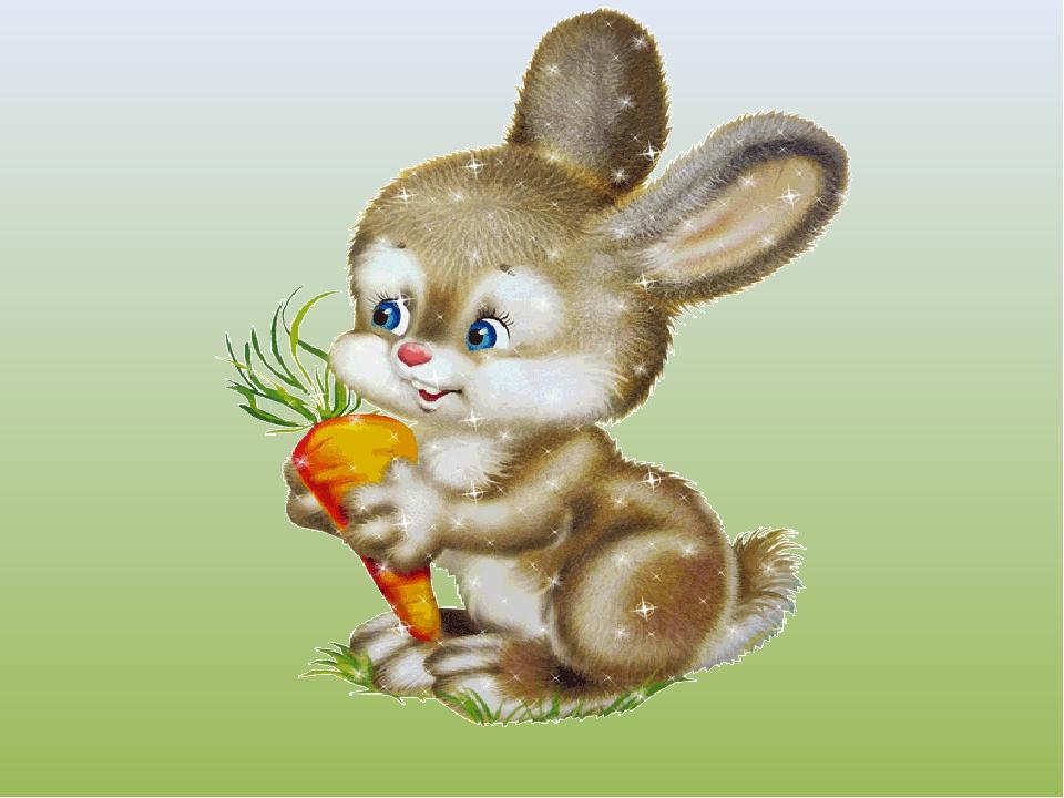 Картинки зайцев детские