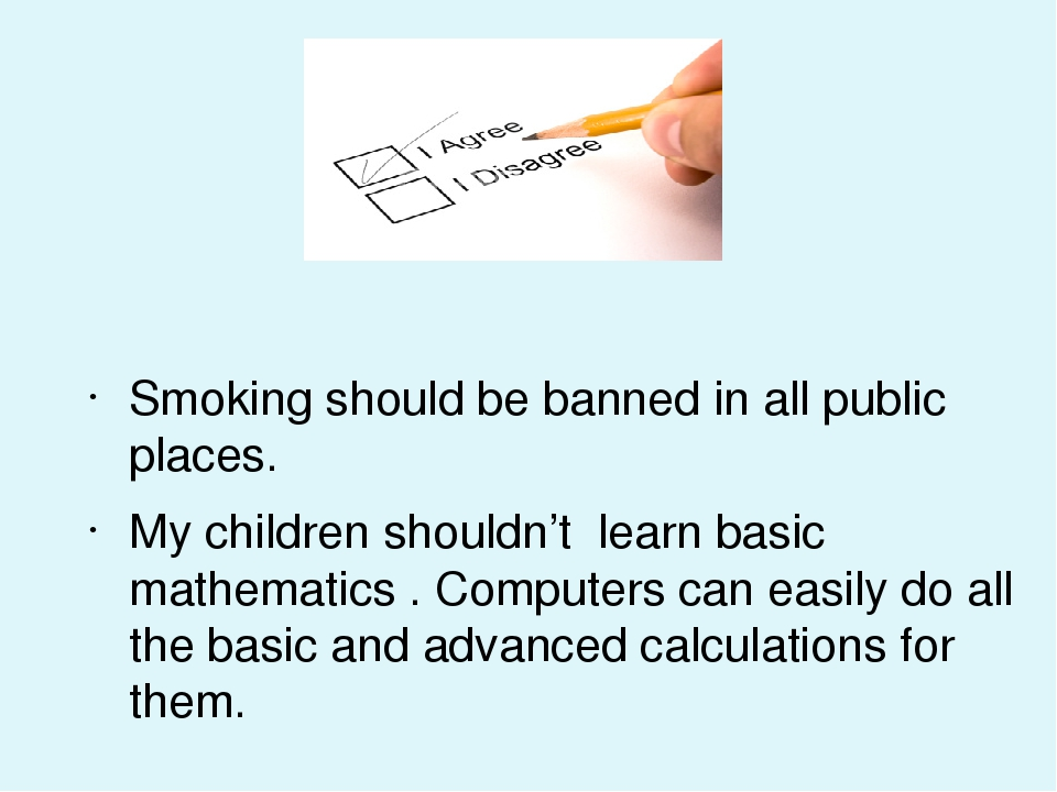 should smoking be banned You're a lucky student once you're assigned with the task to complete an argumentative essay on banning cigarettes prove that smoking should be banned.