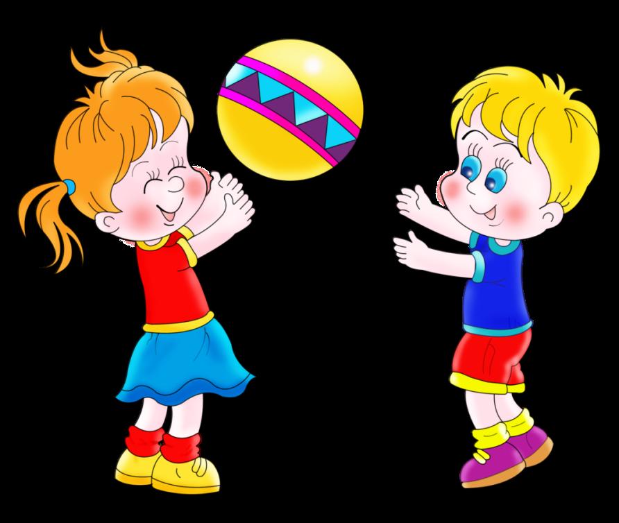 Детские мультяшные картинки с детьми играющими в доу, рамками для поздравлений