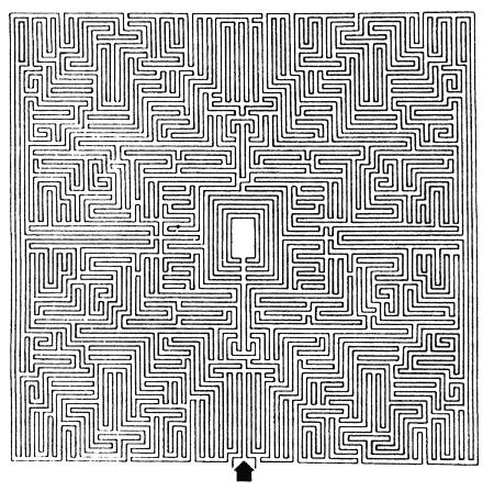 меня порядка лабиринты или схема путь в картинках дома снаружи