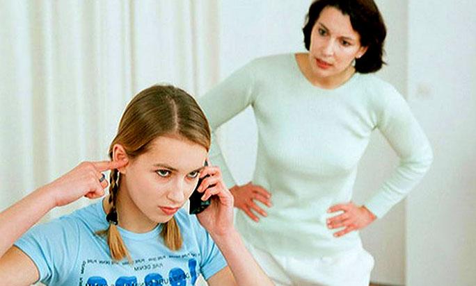 parents vs teenagers essay