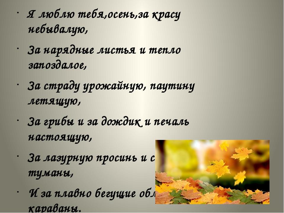 первую картинка я люблю тебя осень и я тебя осень осень этих