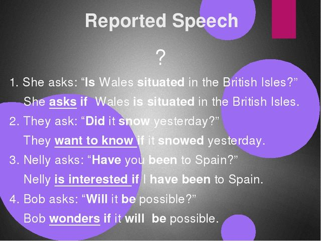 speech to inform