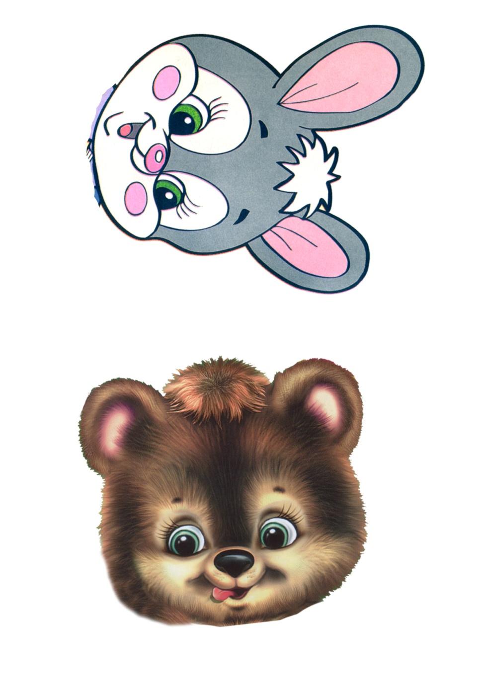 находитесь странице маска зайца для подвижных игр картинка человек