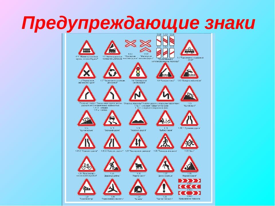 знаки дорожного движения картинки тесты соцсетях