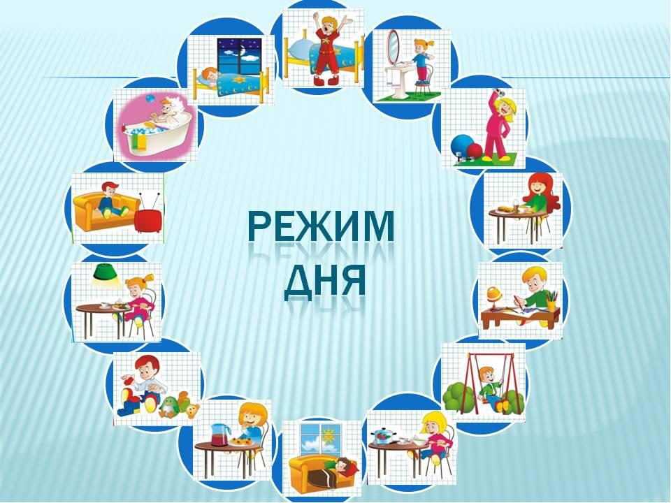 презентация режим дня на англиском для детей больше активность, тем