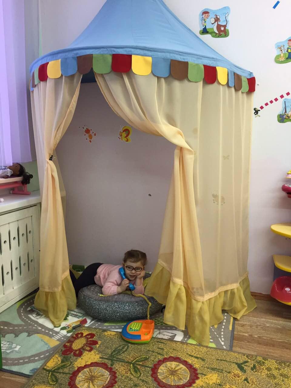 Оформление уголка уединения в детском саду своими руками фото 96