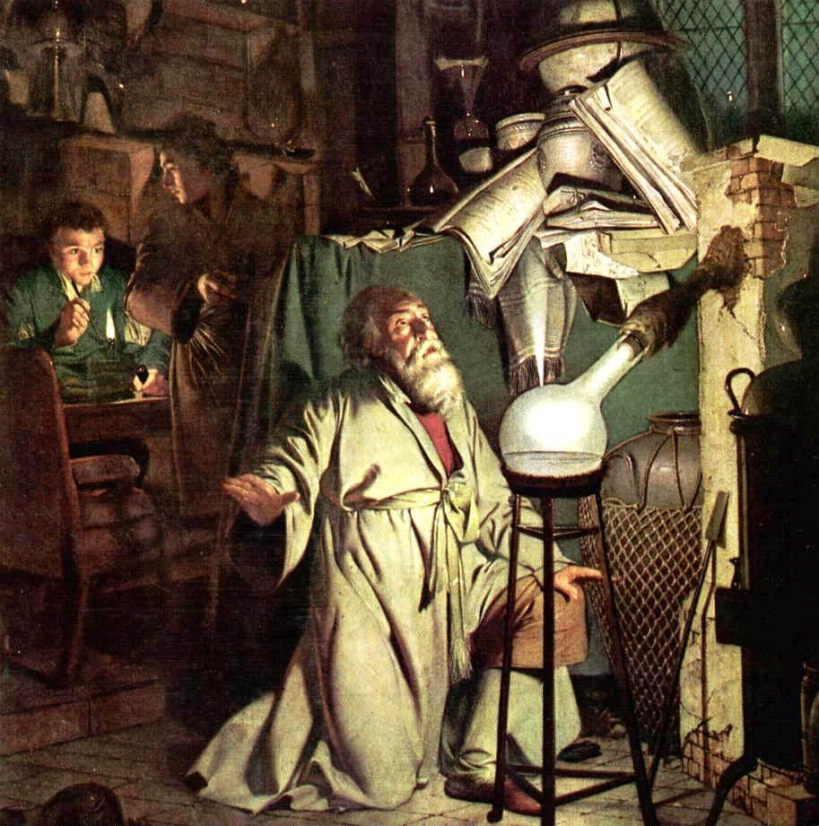 an introduction to the history of alchemy the sicence of transmutation Welcome to the history of alchemy what is alchemy at the core it's the 'transmutation i've written up a short introduction on alchemy, its history.