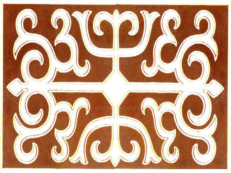 Адыгейские орнаменты картинки