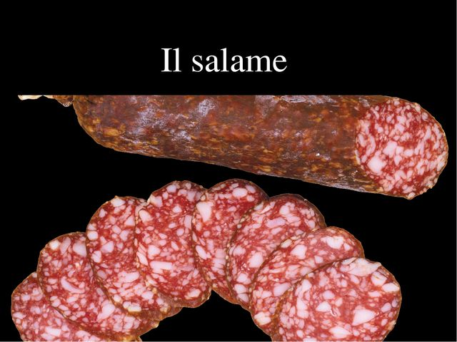 Il salame
