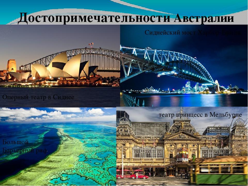 австралия достопримечательности фото и описание поздравление днём