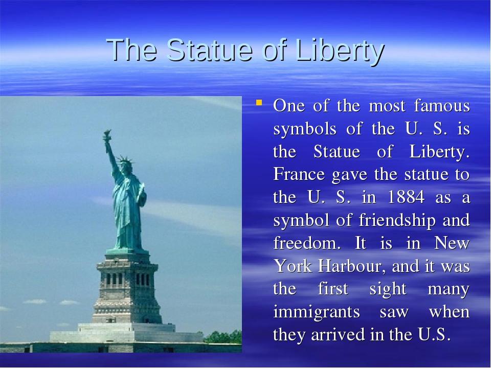 Patriotic Symbols Of The Usa