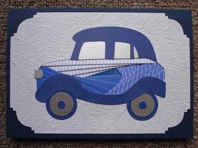 Дверью ключ, открытка своими руками в виде машины