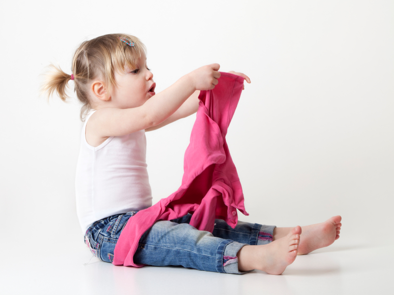 Как побудить ребенка ходить самостоятельно