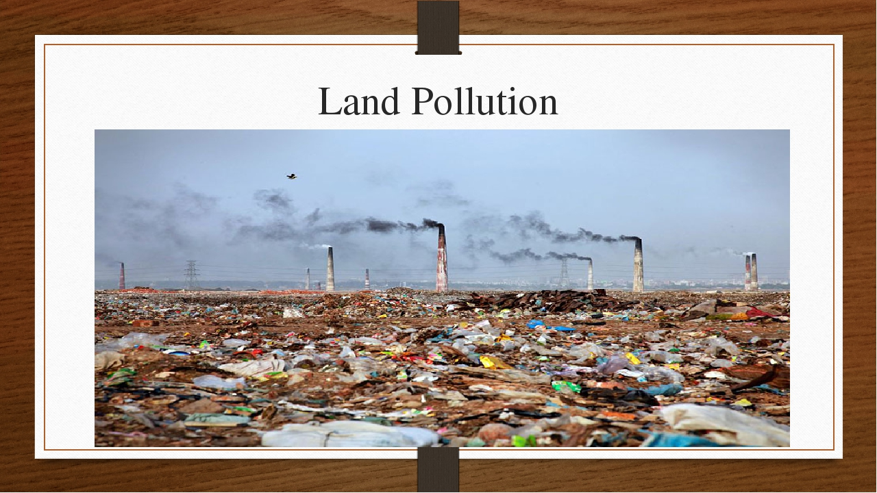 essay land pollution You May Also Find These Documents Helpful