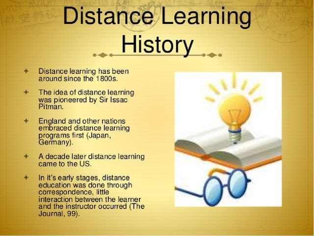distance learning 1 Explore nearly 800 of harvard's online and on-campus courses offered at times that work with your busy schedule no application is required.
