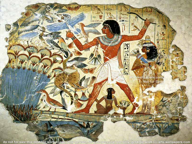 the ancient egyptian art and architecture during the predynastic period