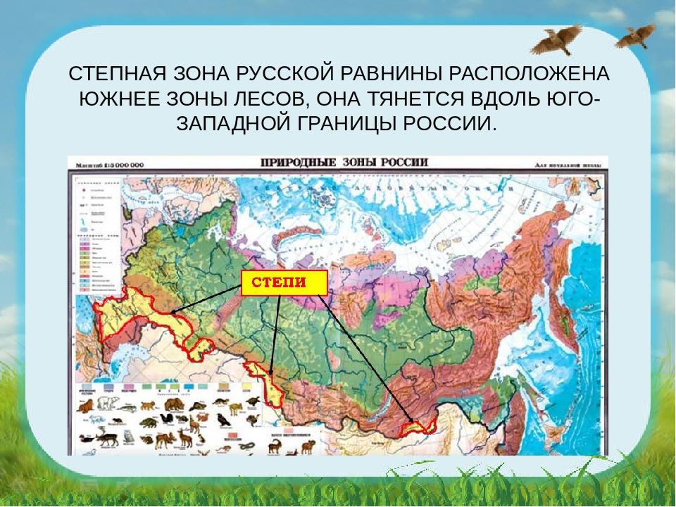 Степь на карте картинки