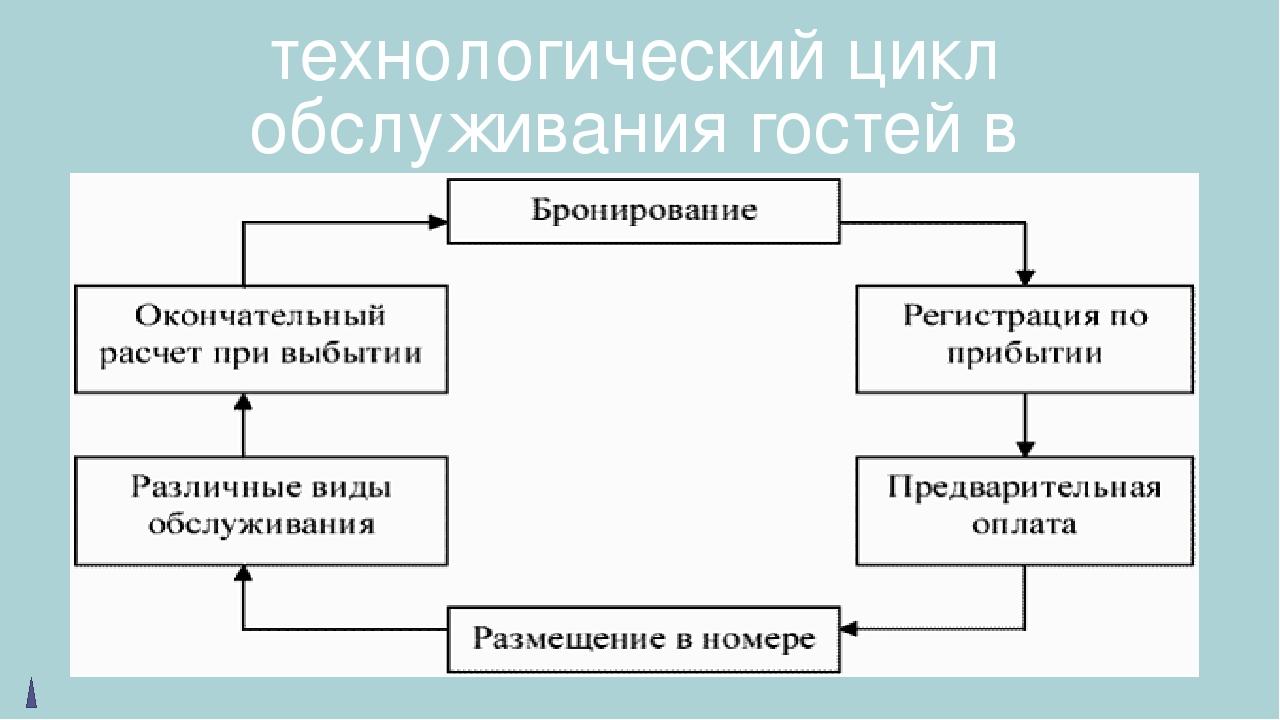 Схема обслуживания в гостинице фото 517