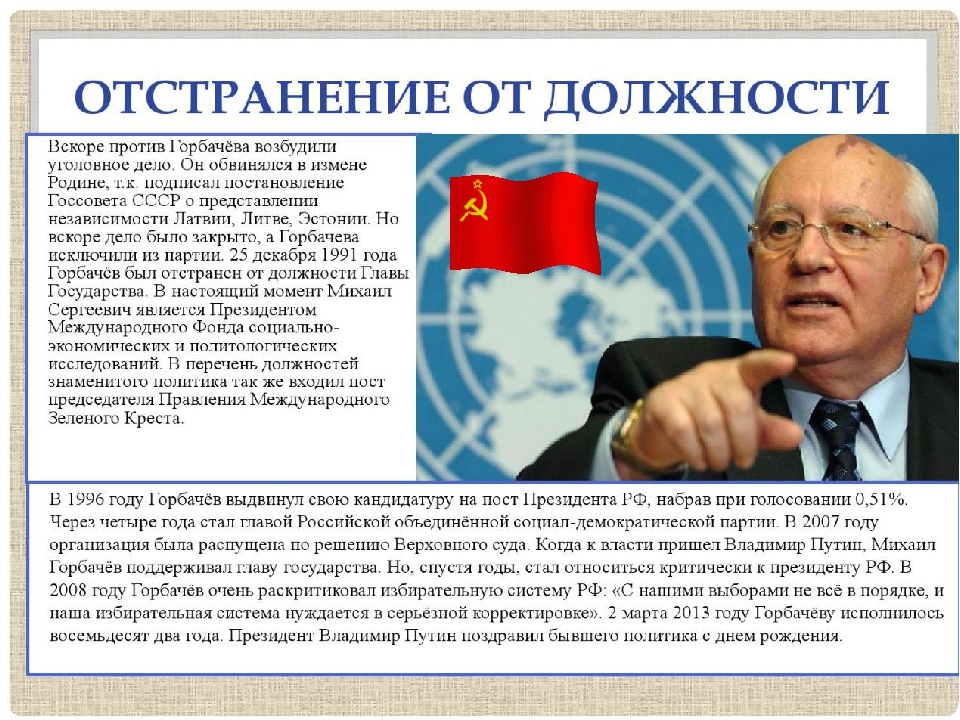 an introduction to the history of anti alcohol campaign by mikhail gorbachev Mikhail gorbachev instituted his anti-alcohol campaign on may 16, 1985 in order to decrease alcohol consumption by soviet citizens and instead gorbachev saw alcoholism as an offense to the soviet ideal and a symptom of weak personal morals rather than a failing of the soviet order.