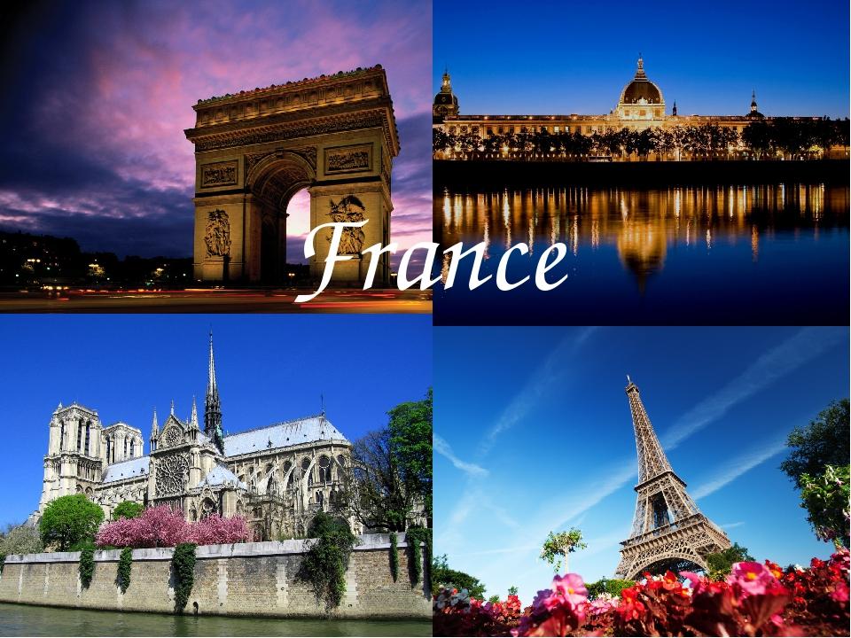 Доклад по английскому языку на тему франция 41
