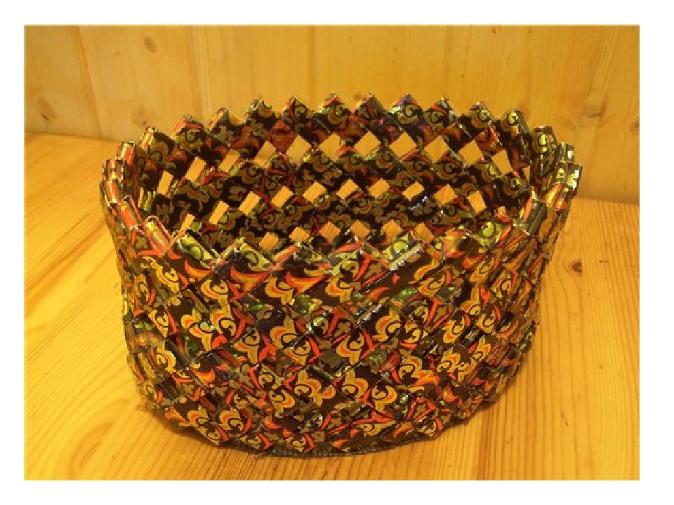 Плетение корзин из открыток, прикольные зятя днем