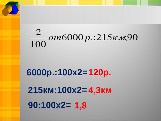 Презентация по математике в школе 8 вида 9 класс нахождение нескольких процентов числа