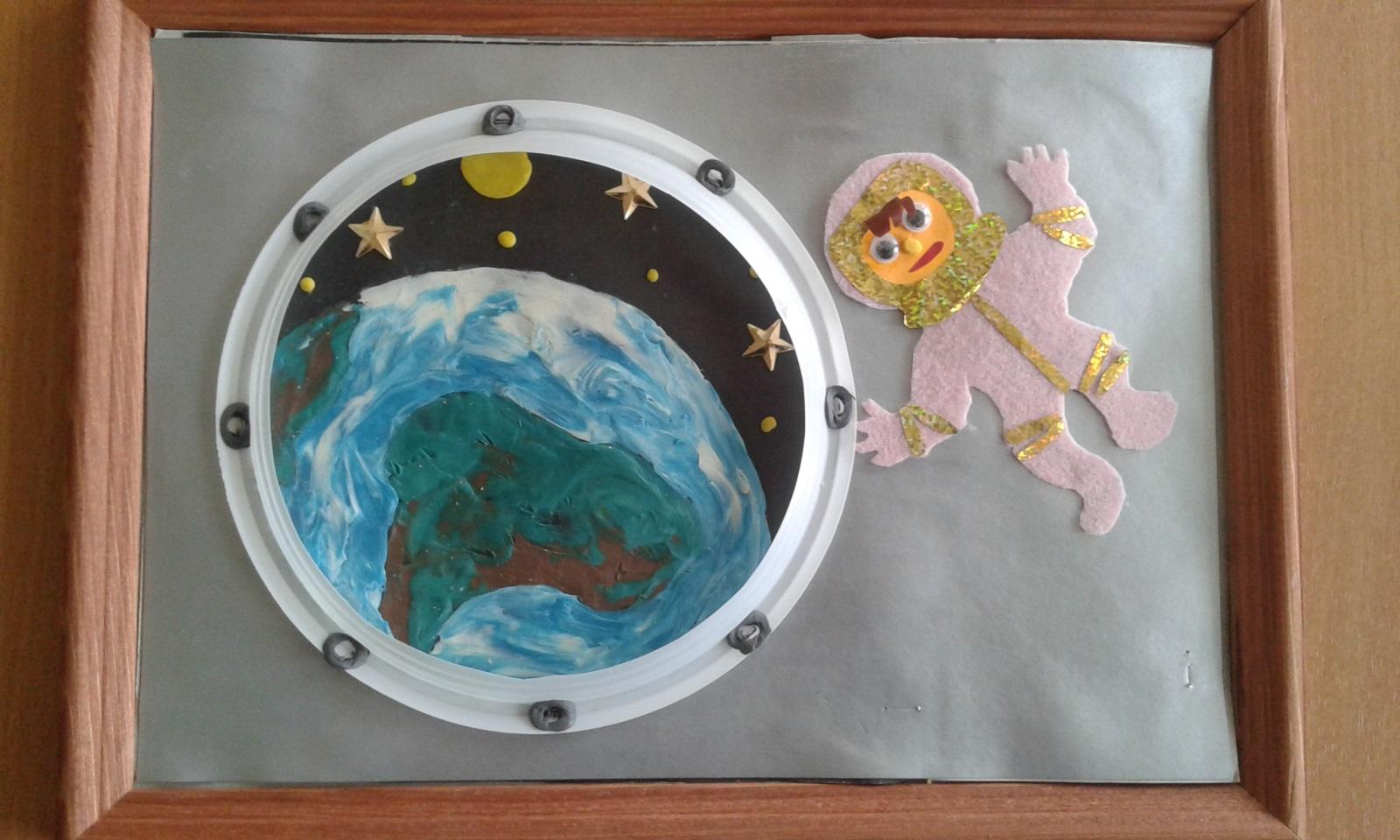 Космос картинки поделки для детей