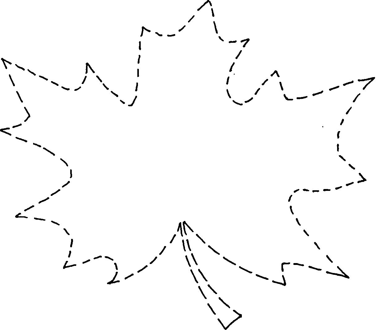 подойдет для рисунок кленового листа замечательный
