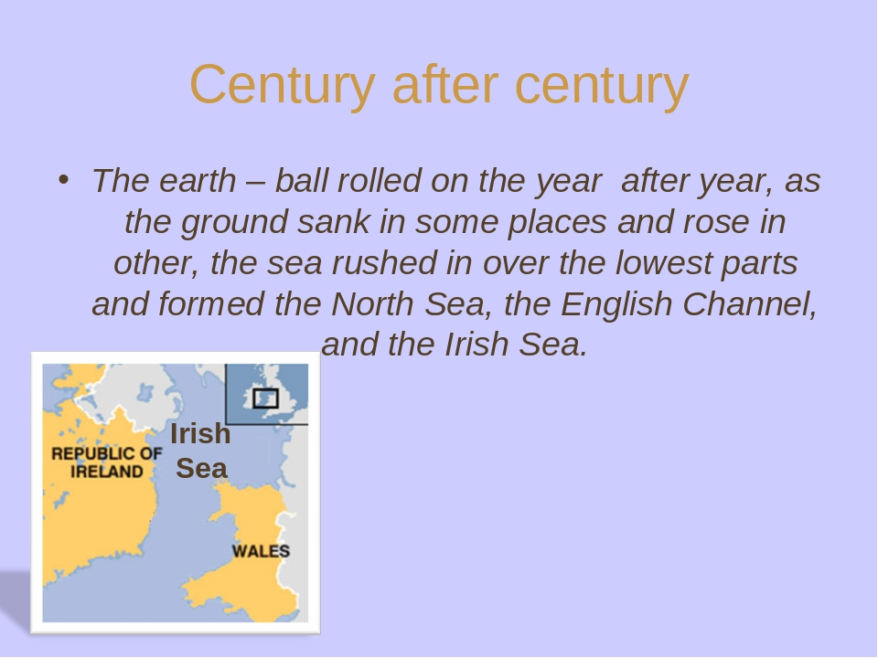 Century after century The earth – ball rolled on the year after year, as the...