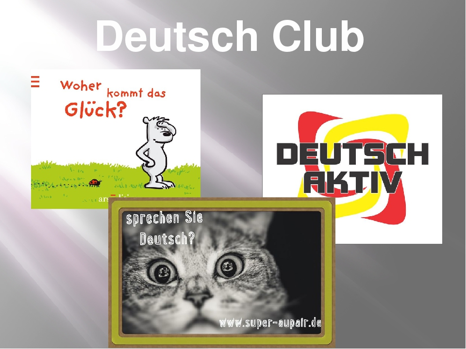 Deutsch Club